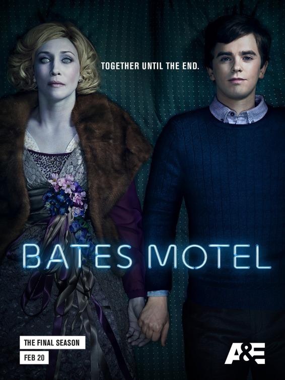 Bates Motel: un poster per l'ultima stagione