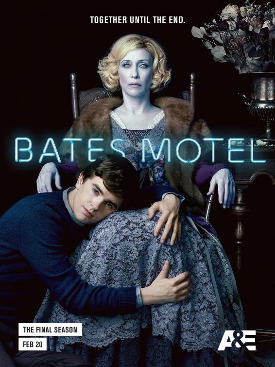 Bates Motel: una locandina per l'ultima stagione
