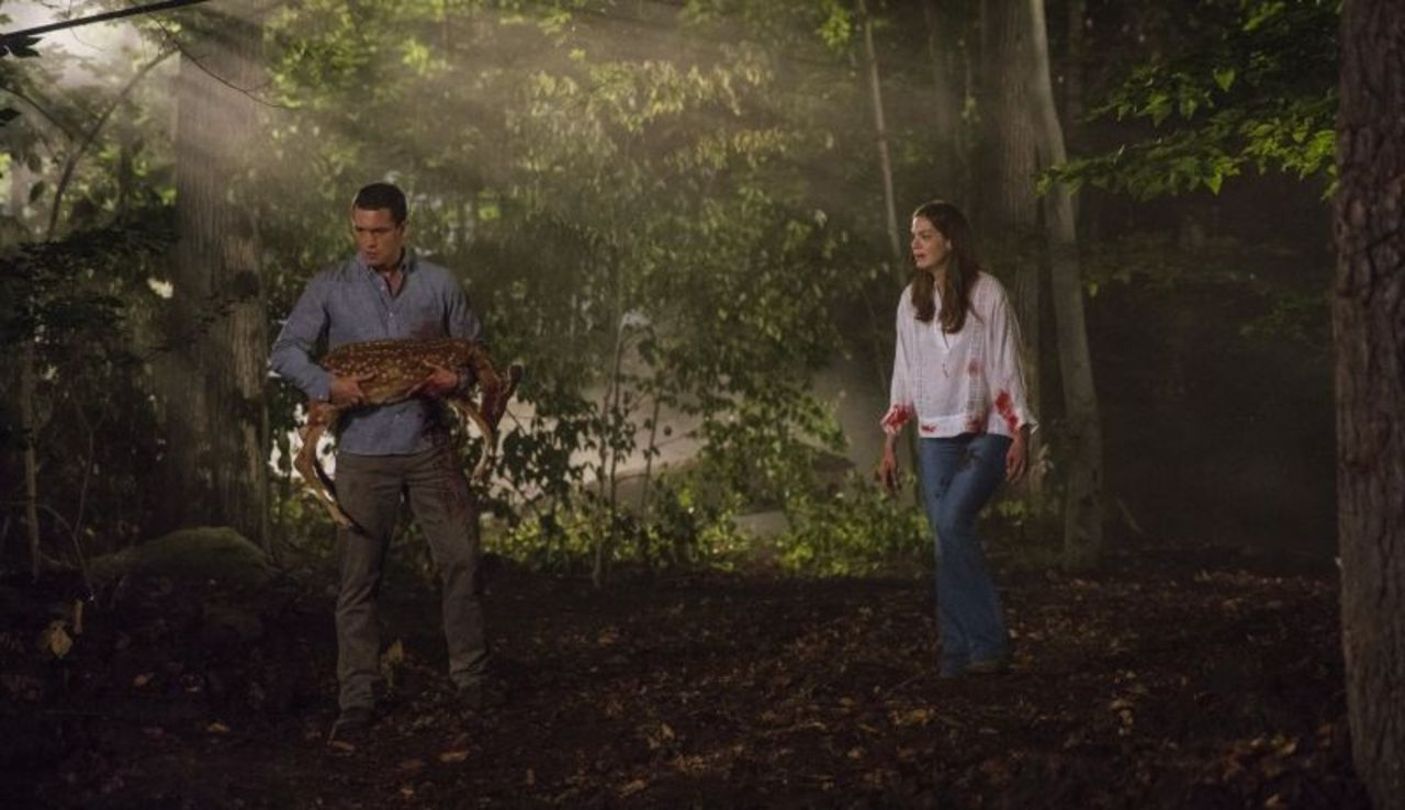 The Path: una foto di Hugh Dancy e Michelle Monaghan