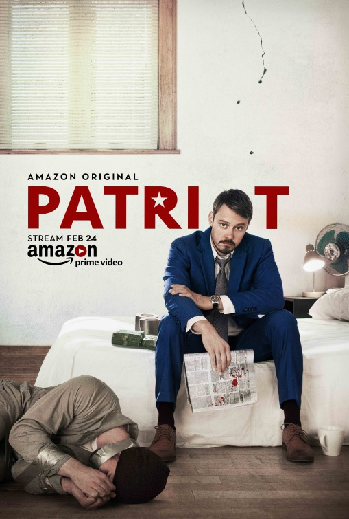 Patriot: il poster della serie