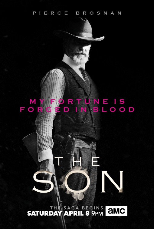 The Son: il poster della serie