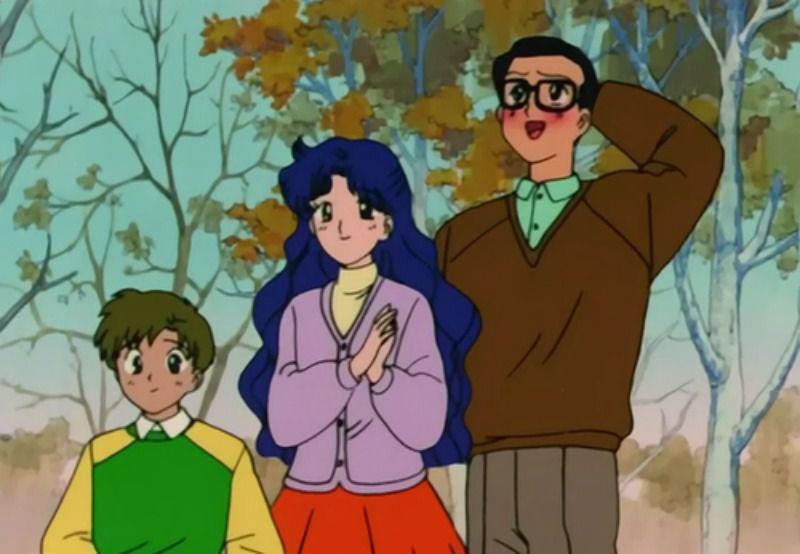 Sailor Moon: la famiglia di Bunny