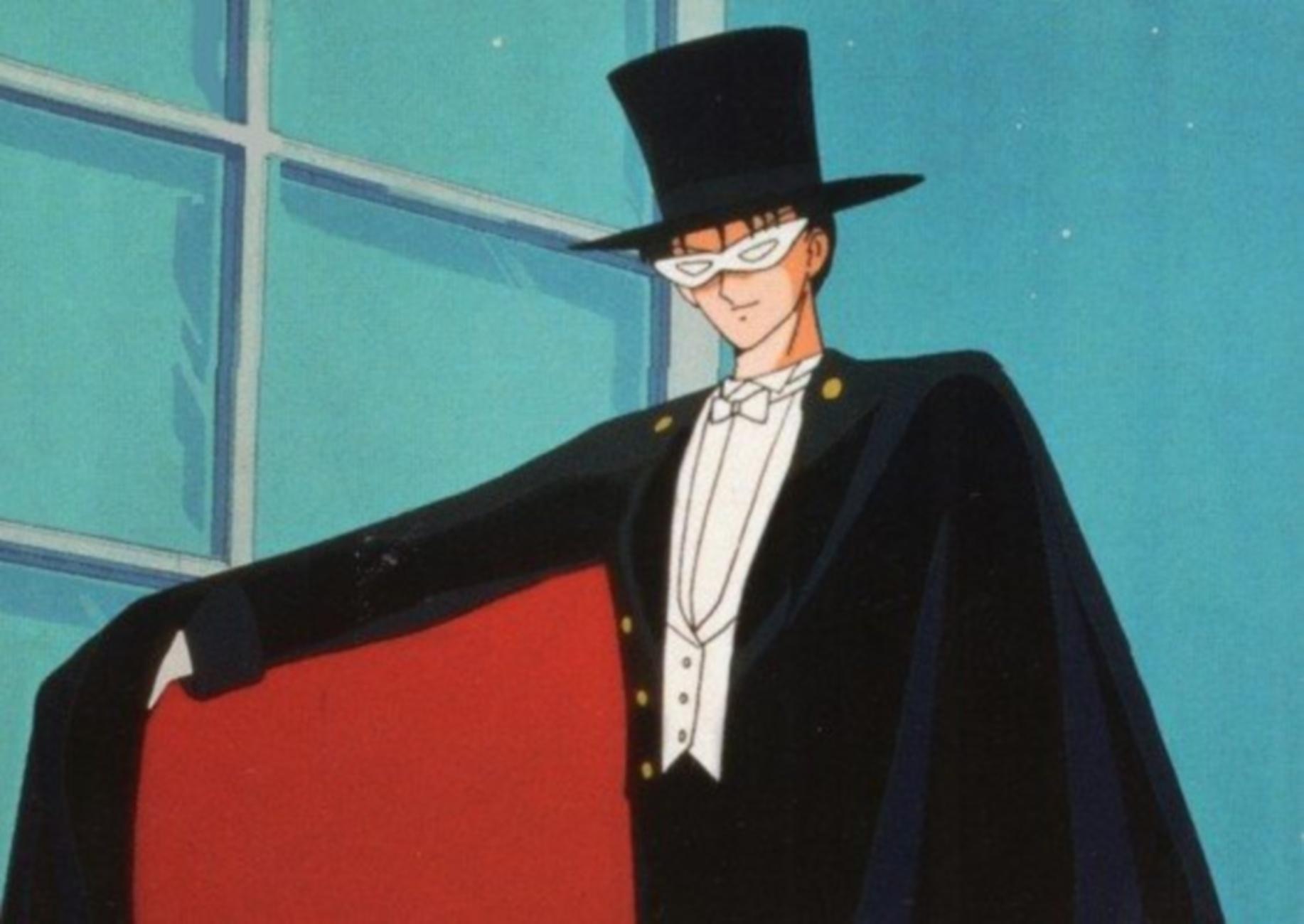 Sailor Moon: Un immagine di Milord nella serie animata