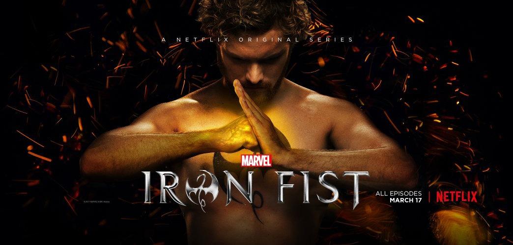 Iron Fist: artwork per la nuova serie Marvel/Netflix