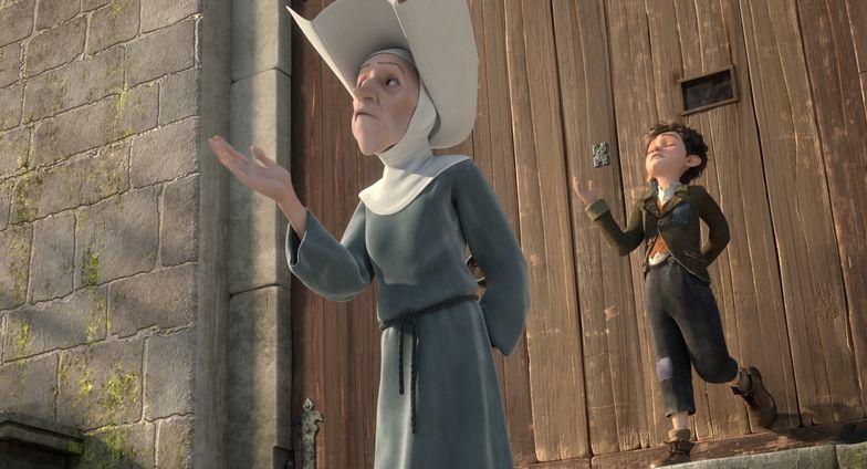 Ballerina: una scena del film d'animazione