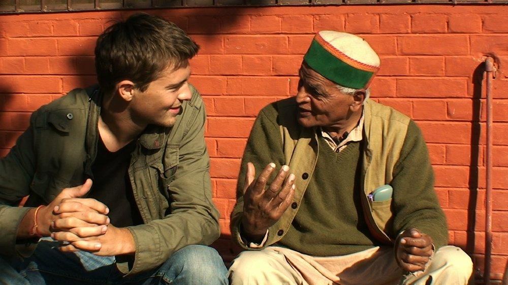 Alla ricerca di un senso: un'immagine tratta dal documentario