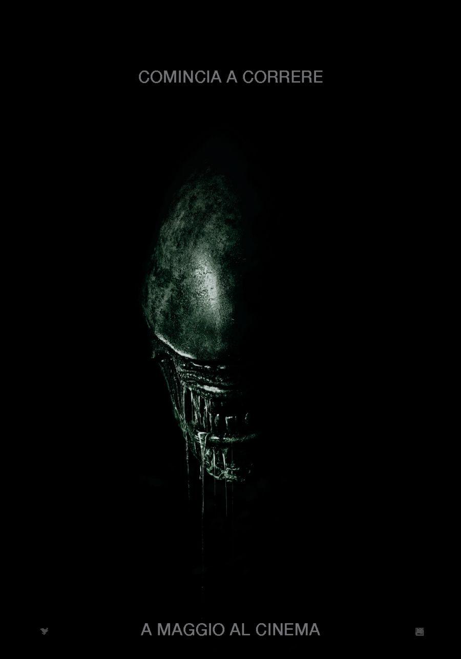 Locandina di Alien: Covenant