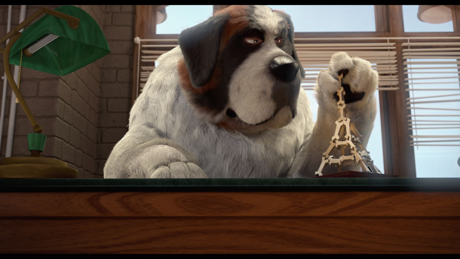 Ozzy - Cucciolo coraggioso: un momento del film animato