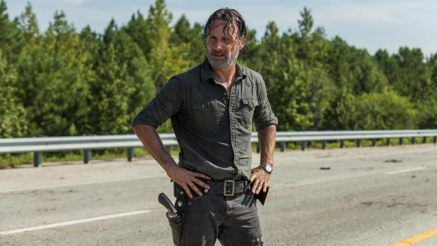 The Walking Dead: Andrew Linconl nell'episodio Ci vuole coraggio, della settima stagione