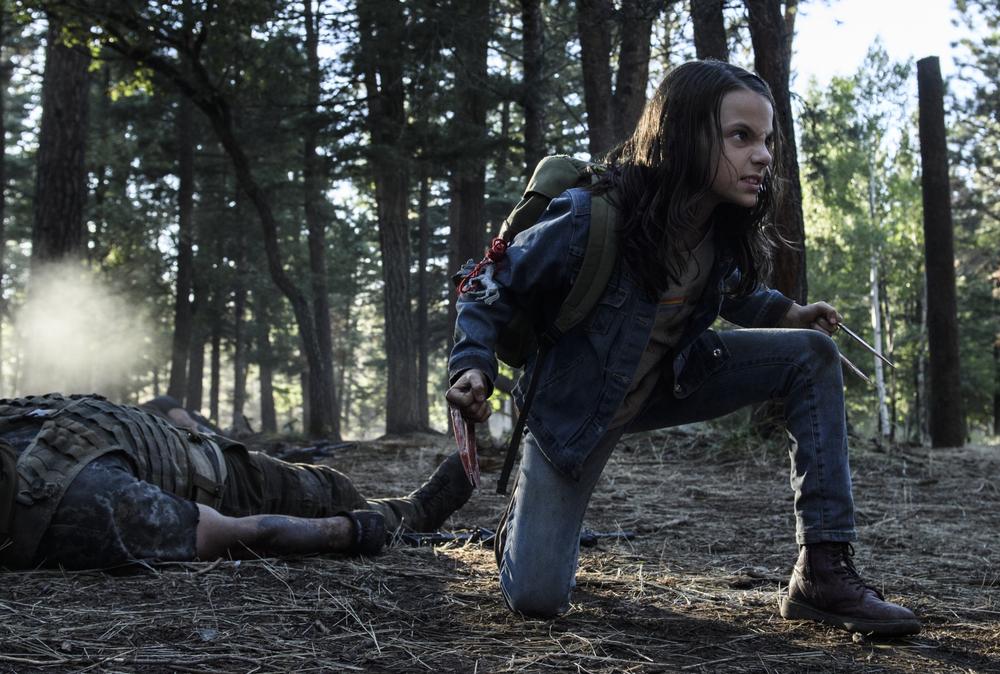 Logan: Dafne Keen interpreta X-23