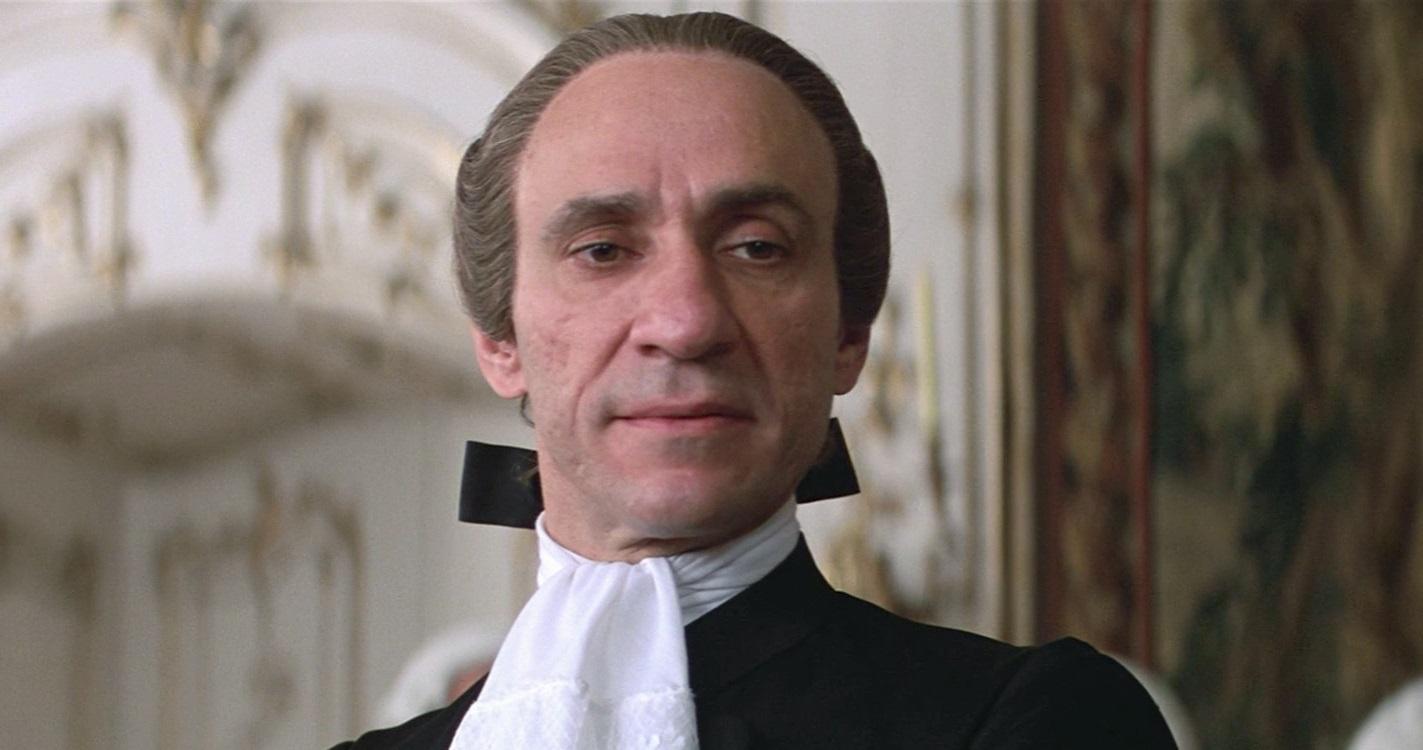 Amadeus: F. Murray Abraham in una scena del film