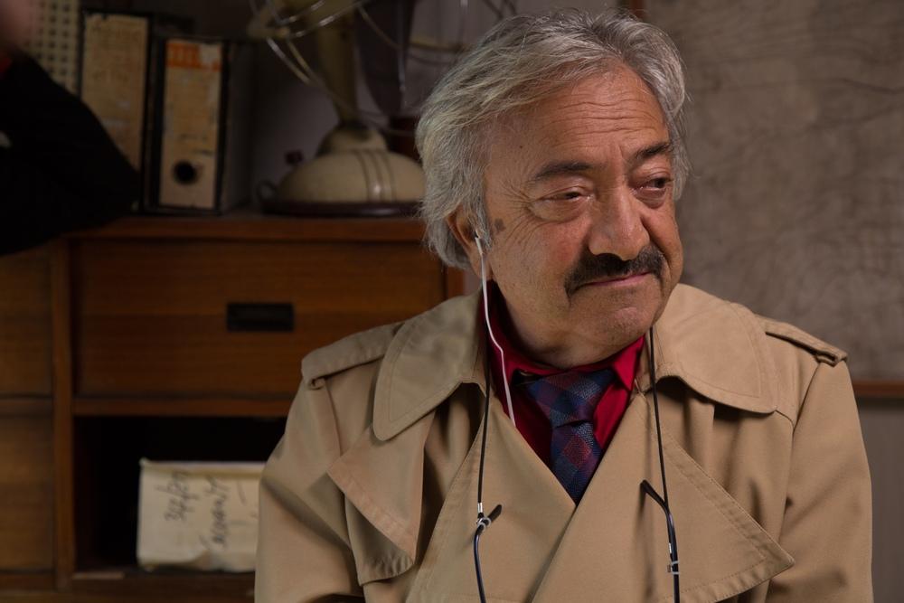 Omicidio all'italiana: Gigio Morra in una scena del film