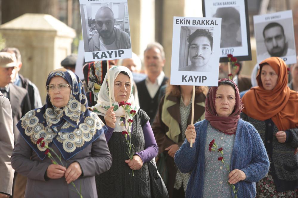 Rosso Istanbul: un momento del film