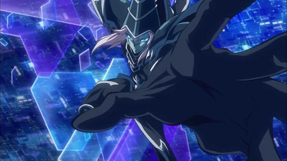 Yu-Gi-Oh! Il lato oscuro delle dimensioni: una scena del film animato