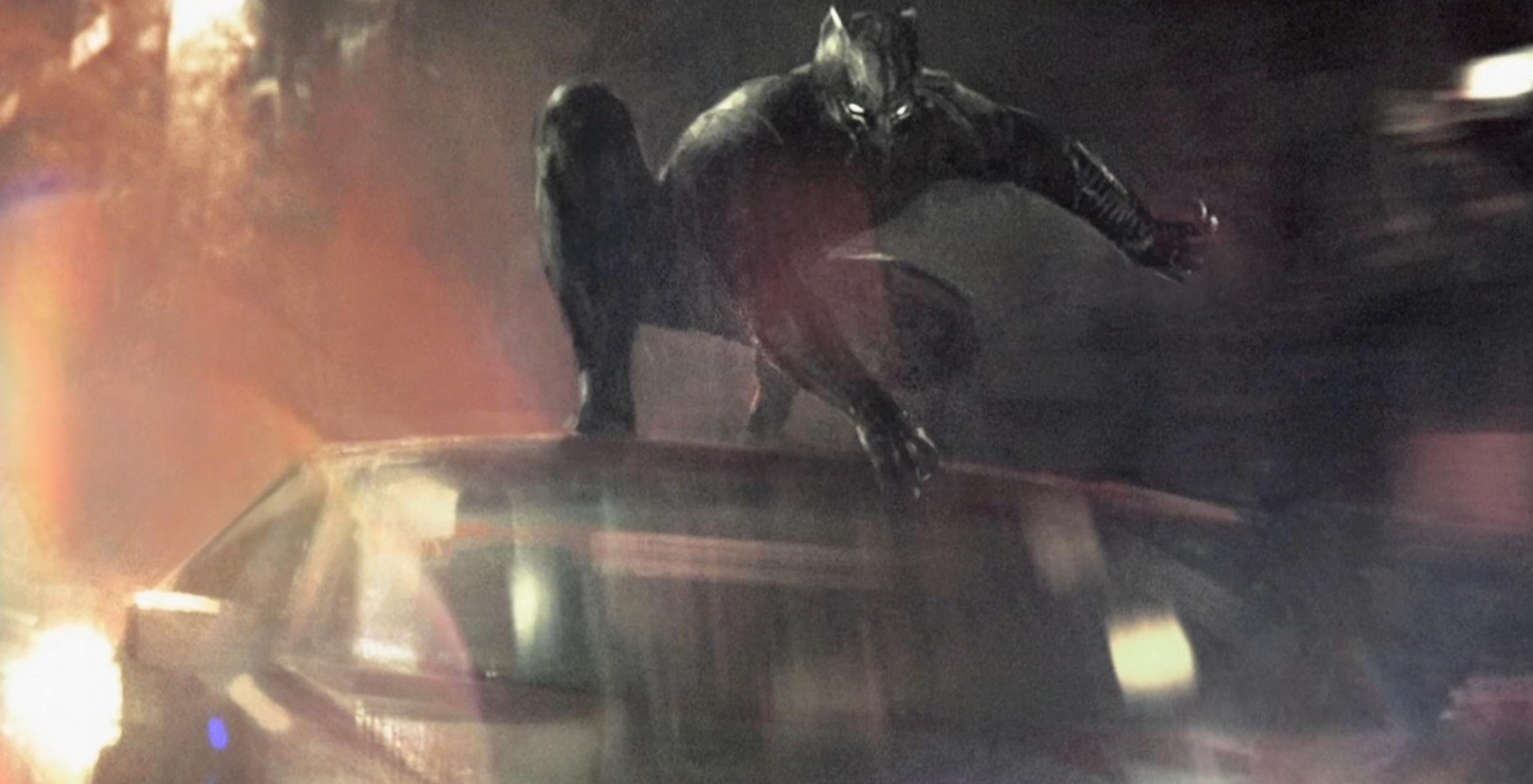Black Panther: un concept art ideato per il film