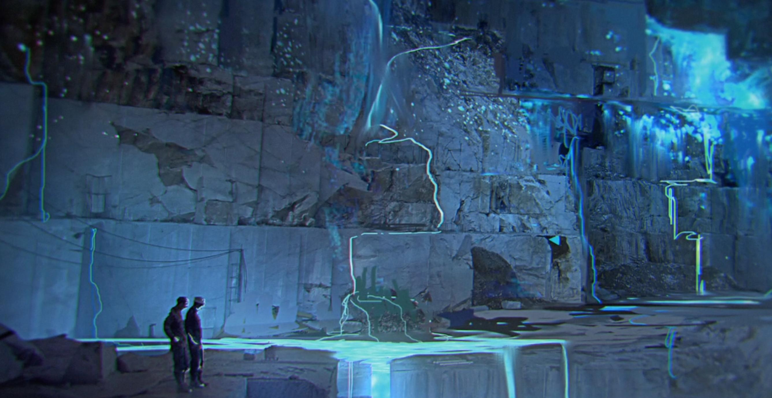 Black Panther: un concept art del film