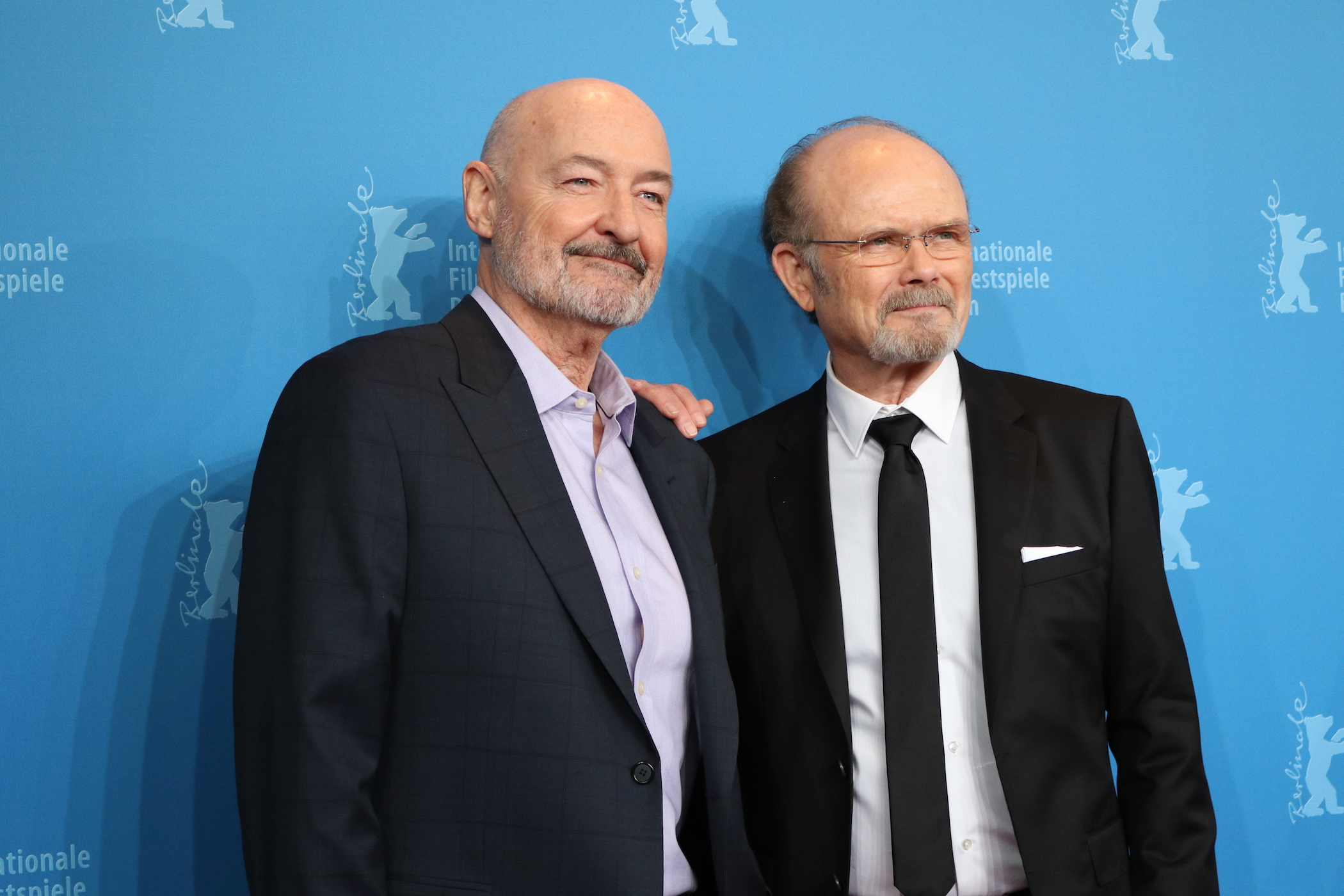 Berlino 2017: Terry O'Quinn, Kurtwood Smith sul red carpet di Patriot