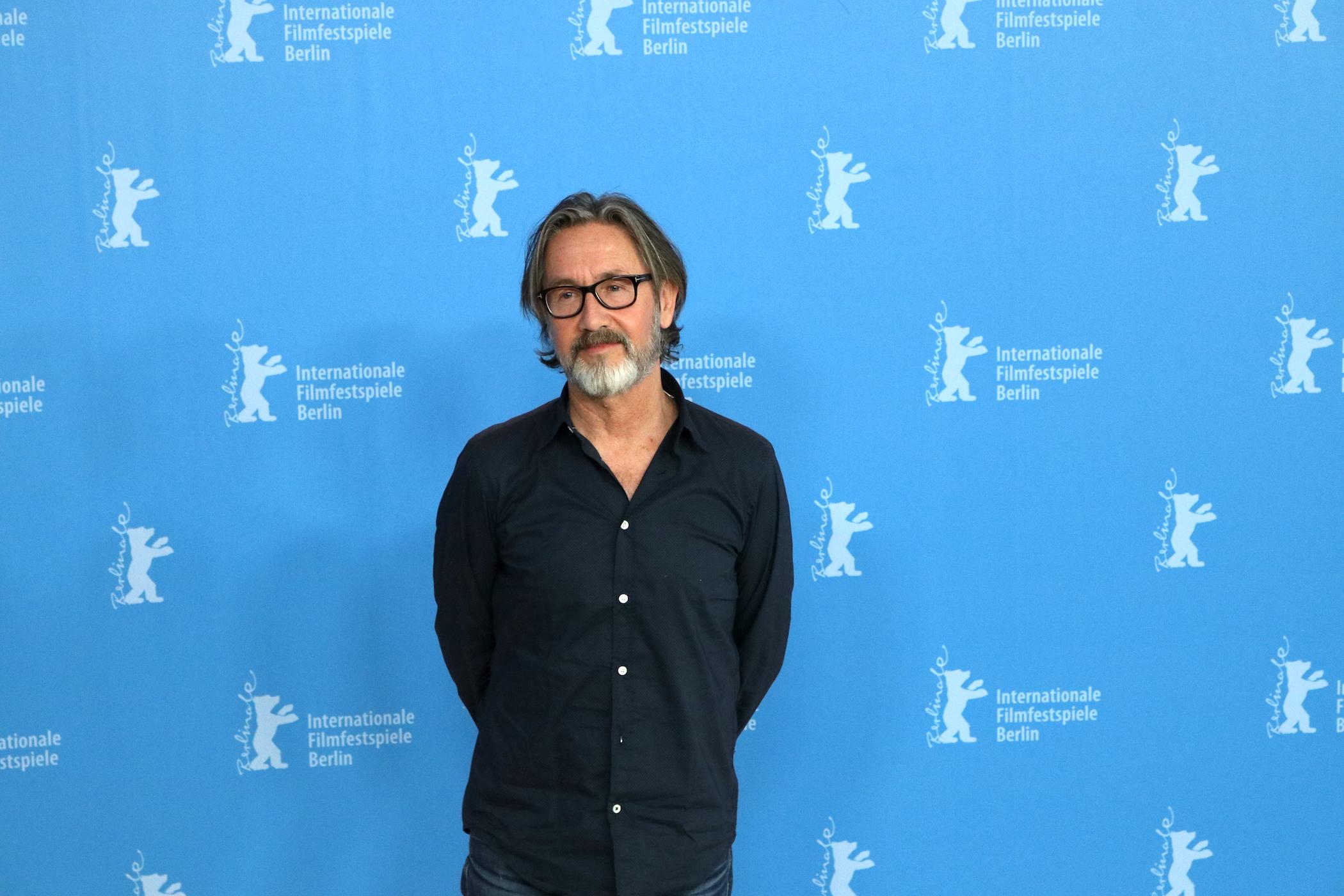 Berlino 2017: Martin Provost al photocall di The Midwife