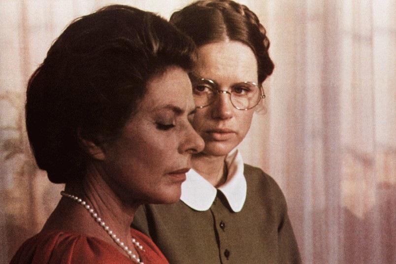 Sinfonia d'autunno: Liv Ullmann in una scena del film