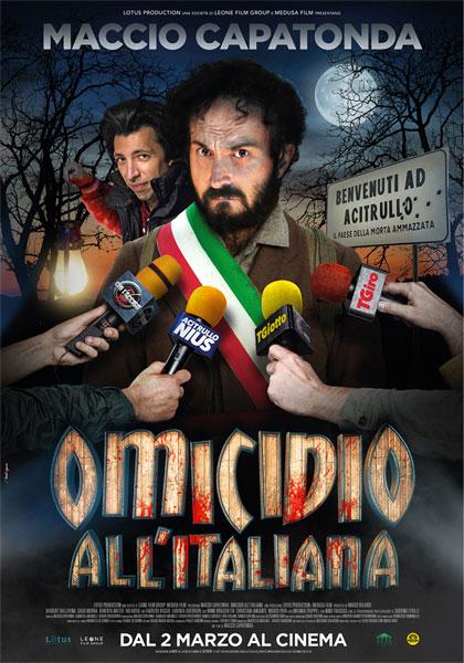 Locandina di Omicidio all'italiana