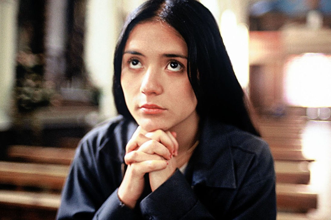 Maria Full of Grace: una scena del film