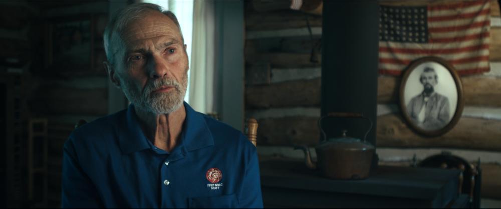 A Good American: un'immagine tratta dal documentario