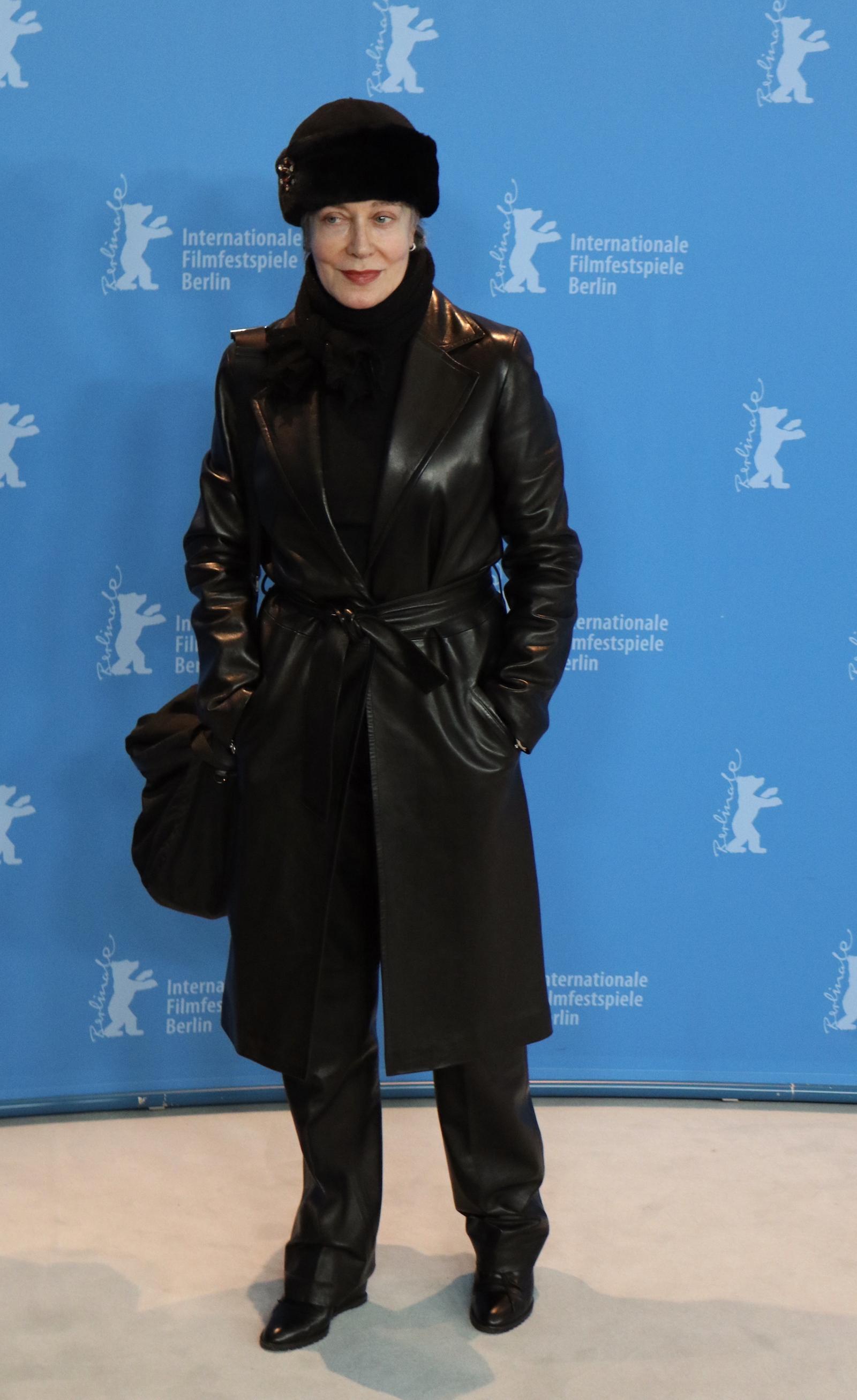 Berlino 2017: Milena Canonero al photocall