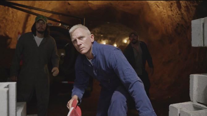 Logan Lucky: Adam Driver, Daniel Craig e Channing Tatum nella prima foto ufficiale