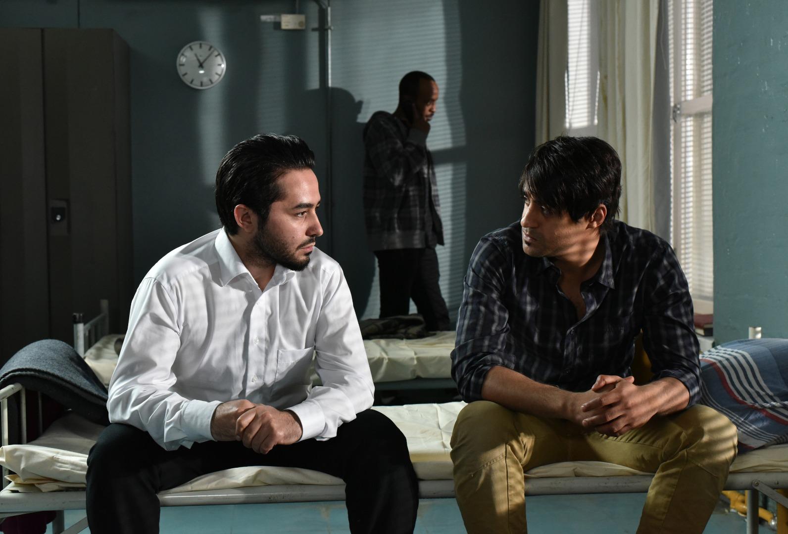 The Other Side of Hope: una scena del film di Aki Kaurismaki