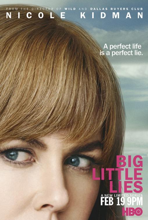 Big Little Lies: un character poster per Nicole Kidman