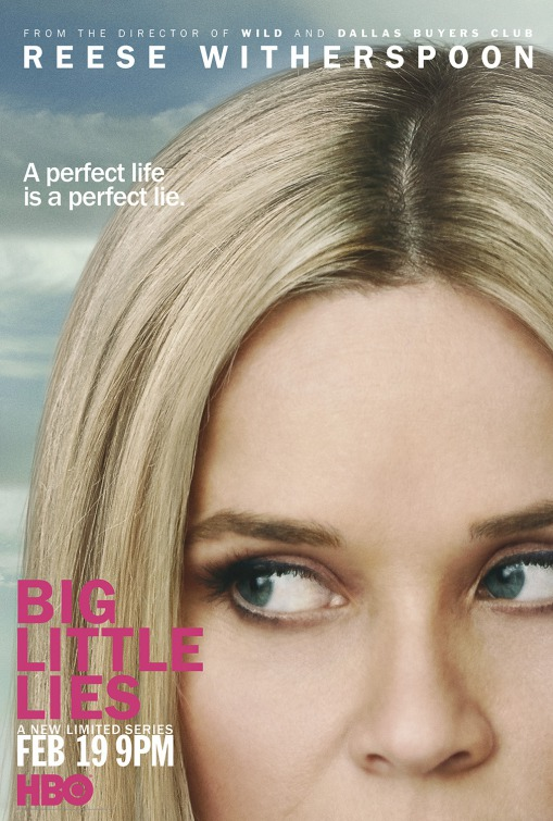 Big Little Lies: un character poster per Reese Witherspoon