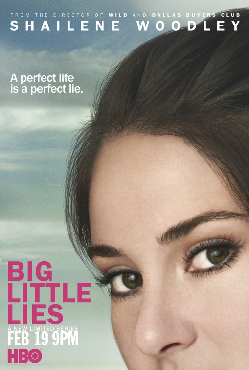 Big Little Lies: un character poster per Shailene Woodley