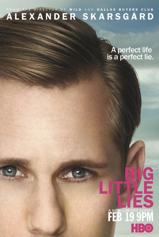 Big Little Lies: un character poster per Alexander Skarsgard