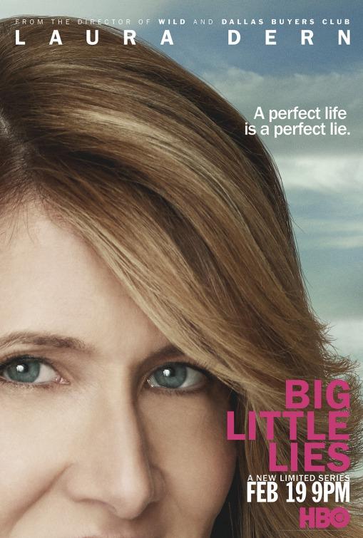 Big Little Lies: un character poster per Laura Dern