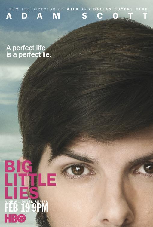 Big Little Lies: un character poster per Adam Scott