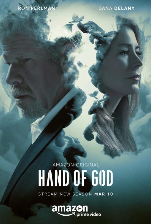 Hand of God: il poster della seconda stagione
