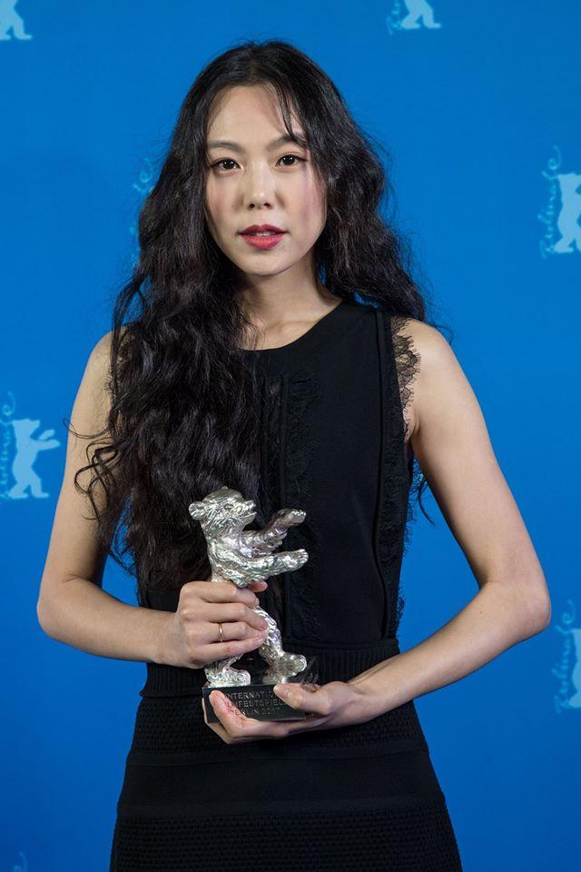 Berlino 2017: Kim Min-hee con l'Orso d'argento per la miglior interpretazione femminile