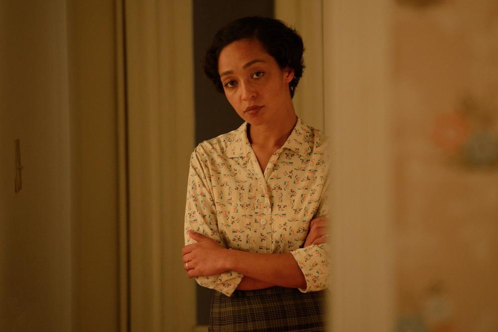 Loving: Ruth Negga in un momento del film