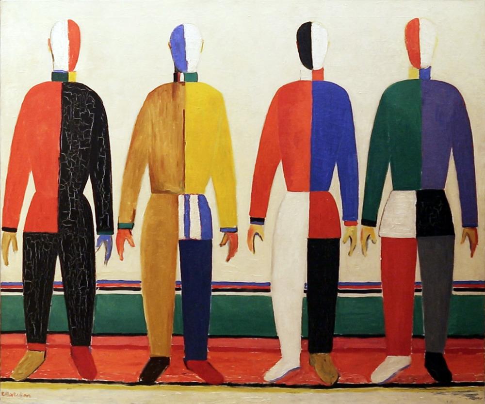 Revolution - La nuova arte per un nuovo mondo: un'immagine del documentario di Margy Kinmonth