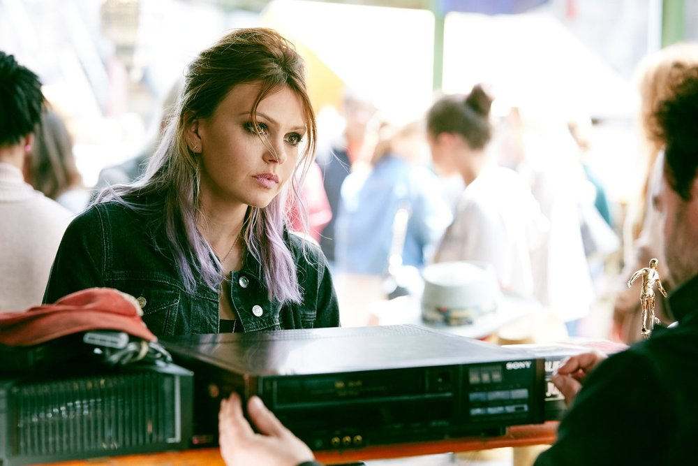 The Ring 3: Aimee Teegarden in una scena del film
