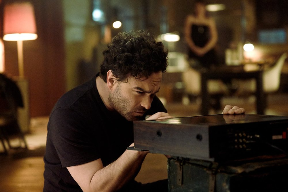 The Ring 3: Johnny Galecki in una scena del film