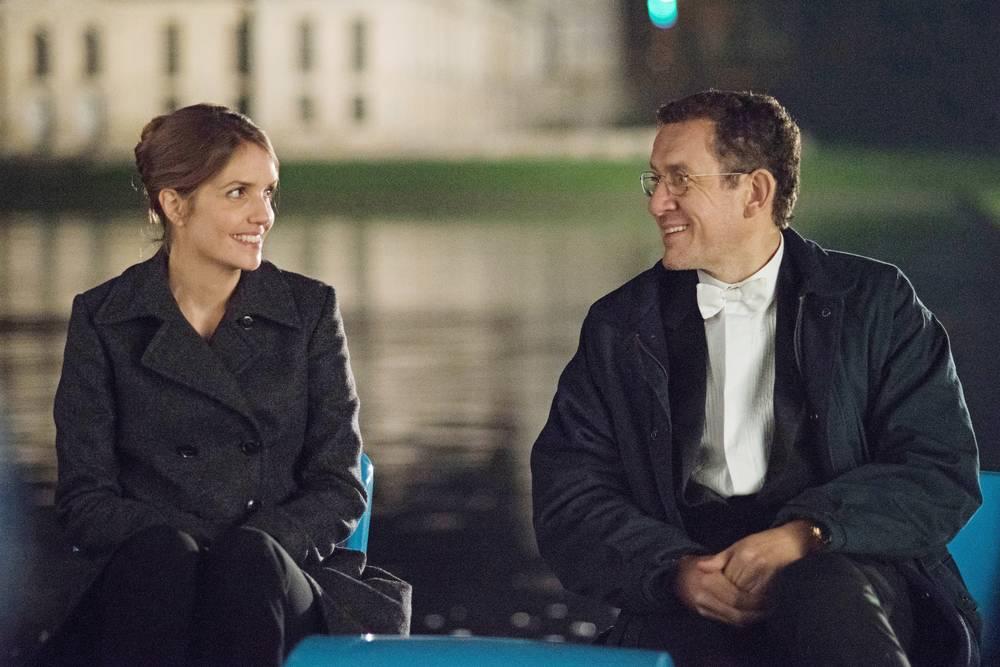 Un tirchio quasi perfetto: Dany Boon e Laurence Arné in una scena del film