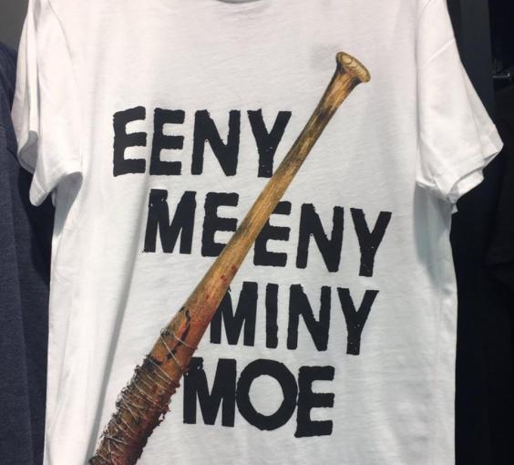 The Walking Dead: la maglietta di Primark considerata razzista