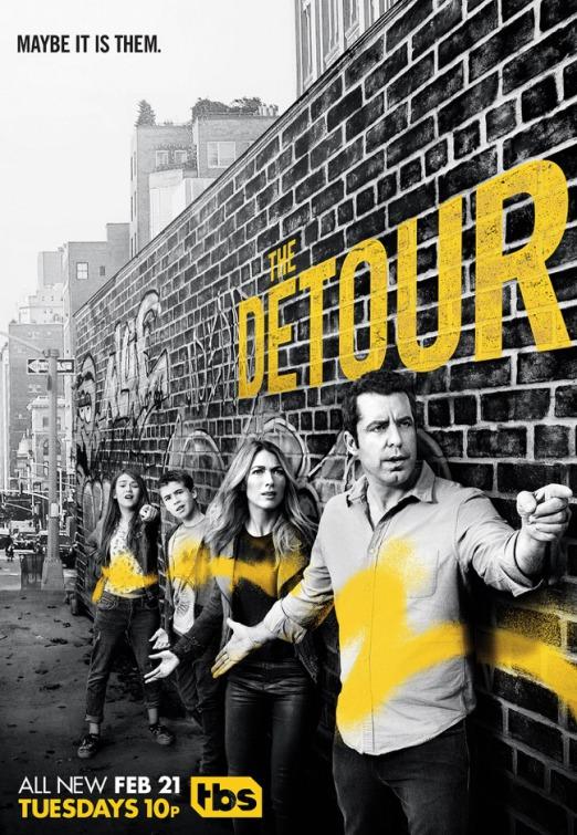 The Detour: una locandina per la seconda stagione