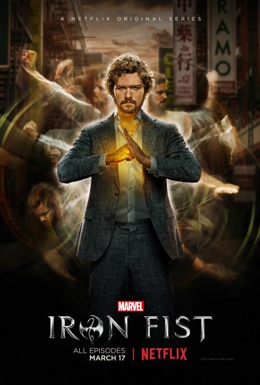 Iron Fist: un nuovo poster per la serie