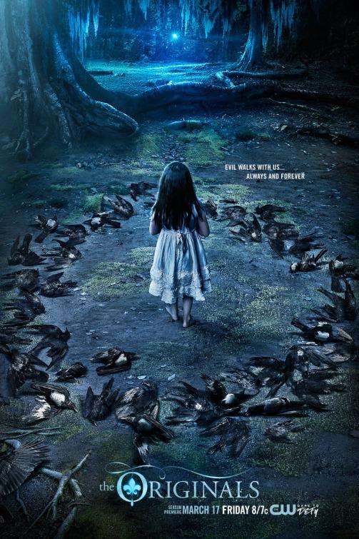 The Originals: il poster della quarta stagione