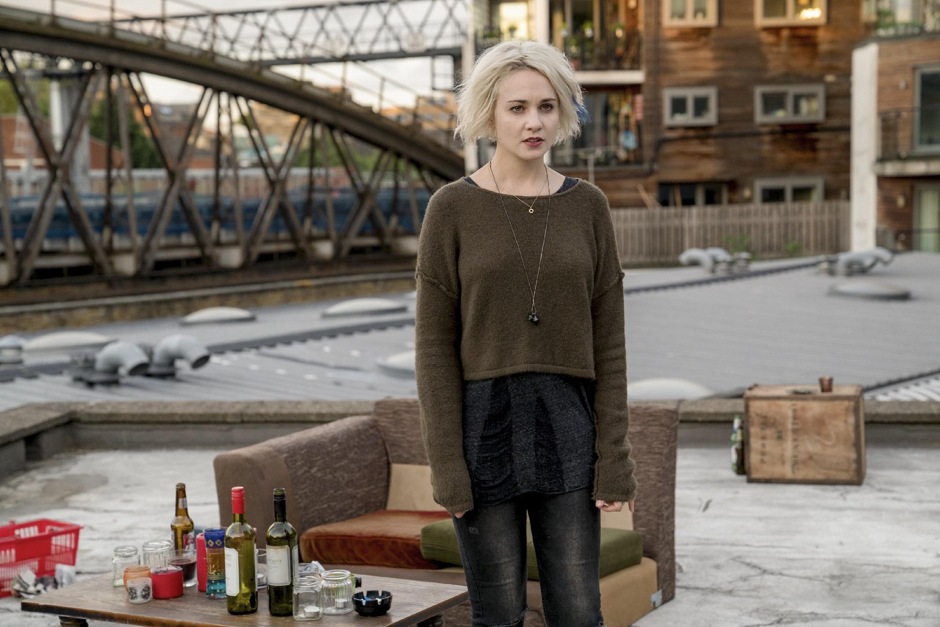 Sense8: un'immagine di Tuppence Middleton