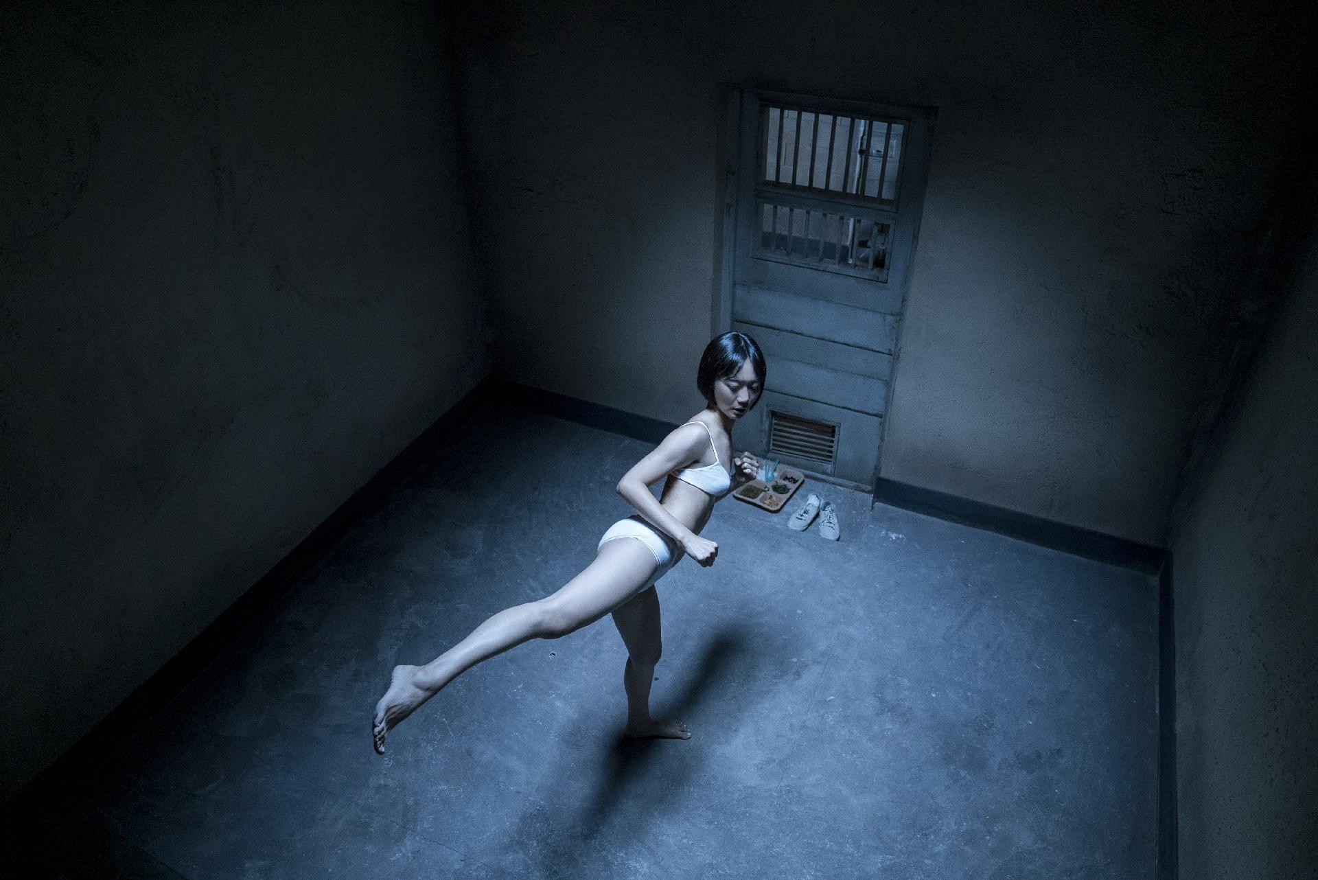 Sense8: l'attrice Doona Bae in una foto della seconda stagione