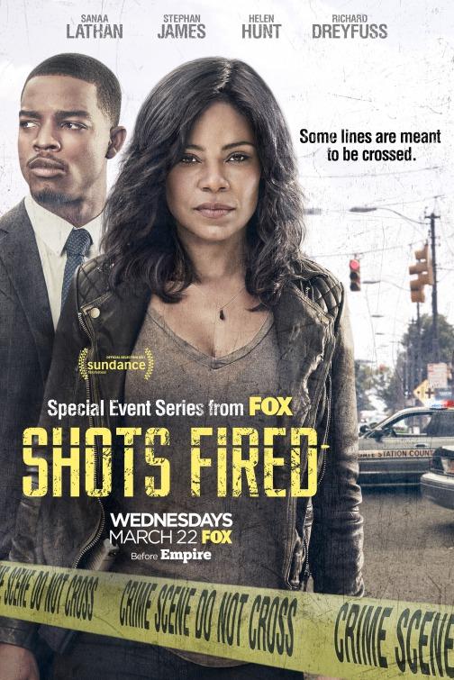 Shots Fired: la locandina della serie