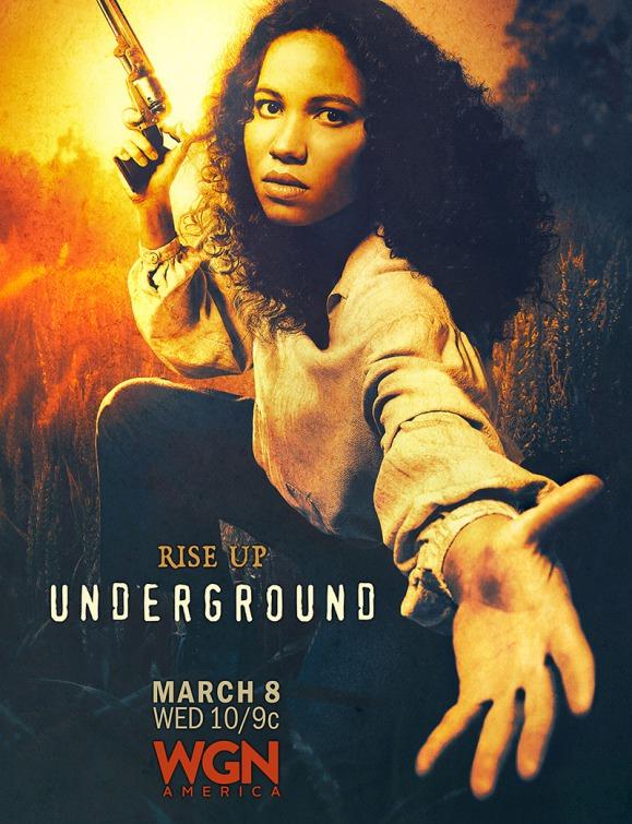 Underground: un character poster per Jurnee Smollett-Bell